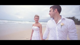 Weddings at Phuket, Bec & Alex [Hightlight] Wedding Video Thailand