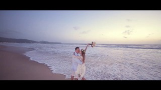 Weddings at Phuket, Michael + Anechka [Hightlight] Wedding Video Thailand