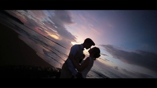 Weddings at Phangnga, Roscoe-Lee Peters + Ella Lehtinen  [Hightlight] Wedding Video Thailand