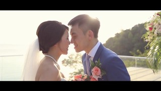 Weddings at Phuket, Chum + Lottie [Next Day Edit ] Wedding Video Thailand