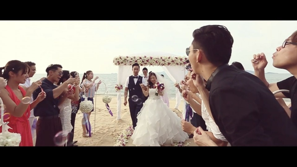 Wedding at Koh Samui, Idy + Ryan [Hightlight]  Wedding Video Thailand