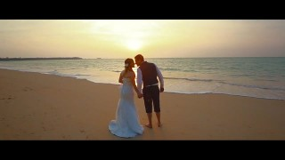 Wedding at Phangngat, Mark Paton + Loraine Mackay [Hightlight] Wedding Video Thailand