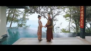 Wedding At Phuket, WANG LI YU + XU XIAO WEN [Hightlight] Wedding Video Thailand