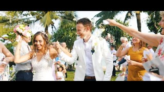 Wedding at Koh Samui, Tali + Stephen [Hightlight] Wedding Video THailand