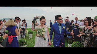 Wedding At Phuket, Ivy + Jason [Hightlight] Wedding Video Thailand