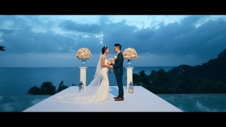 Wedding at Villa Santisuk Phuket, Fun & Jacky [Highlight]