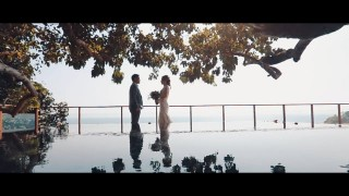 Wedding at Paresa Phuket, Yumi & Joe [Highlight]