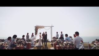 Wedding at Paresa, Chen Tian Ruo & Wei Zhuo