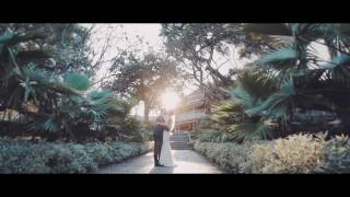 Wedding at Huahin, Marvin & Eunkyung