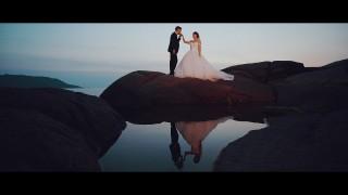 Wedding at Impiana, Shen Yan Qing & Lou Wei