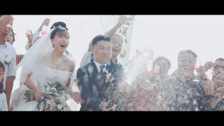 Wedding at Impiana, Wang Lei & Mi Feng Non